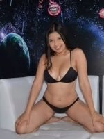 Latina on Webcam