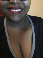 Ebony BBW Model For Race Play & Submission!