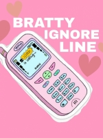 IGNORE LINE!! GET IGNORED BY A RICH BITCH PRINCESS!!
