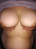 who wants to suck my big tits