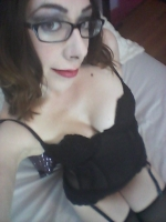 My hubby is at work and I\'m all alone - want to have some fun together?