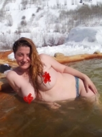 Party girl Cricket 36dd natural strawberry blonde Milf